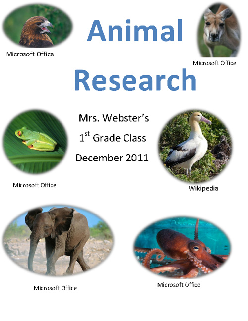 2011 Webster Animal Research