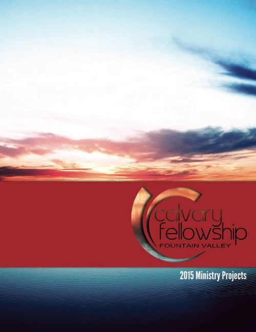 2015 Ministry Projects