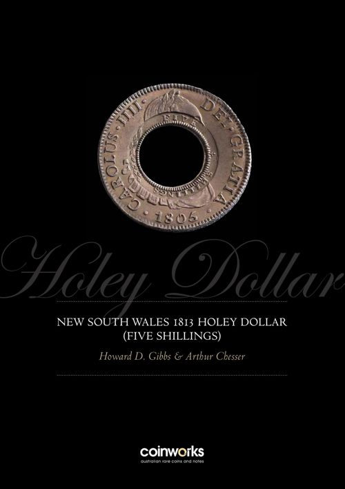 New South Wales 1813 Holey Dollar