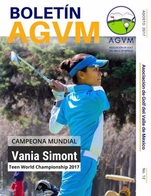 Boletín AGVM · No. 12 · Agosto 2017