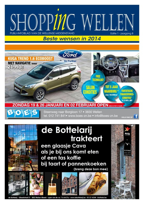 Shopping Wellen Solden Editie 2014 - 1
