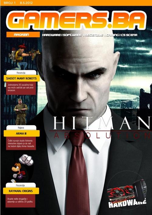 Gamers.ba Magazin : prvi broj