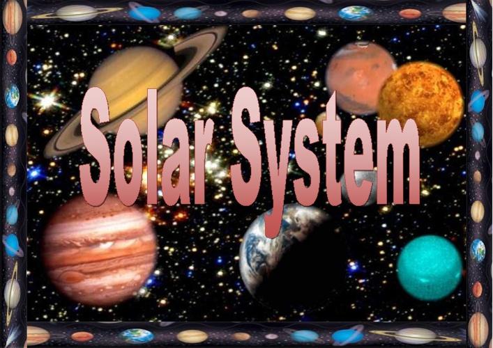 Solar System Zahra