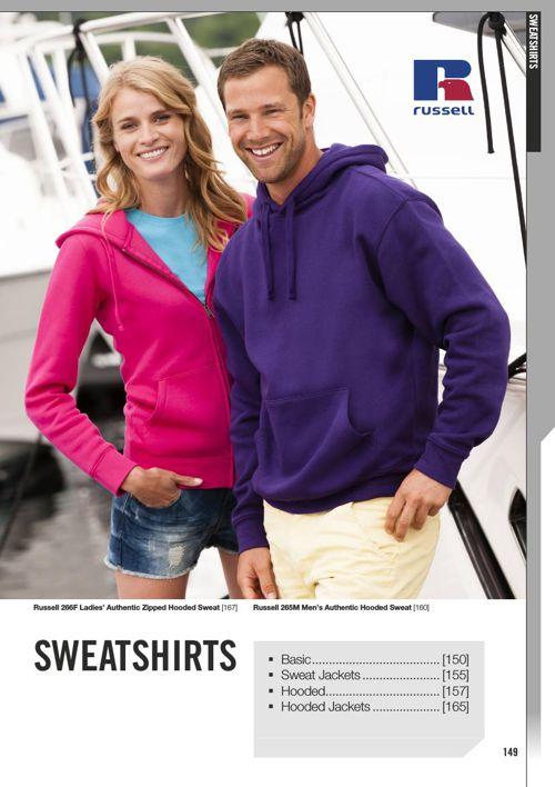 Sweatshirts 2016 Profiltryk