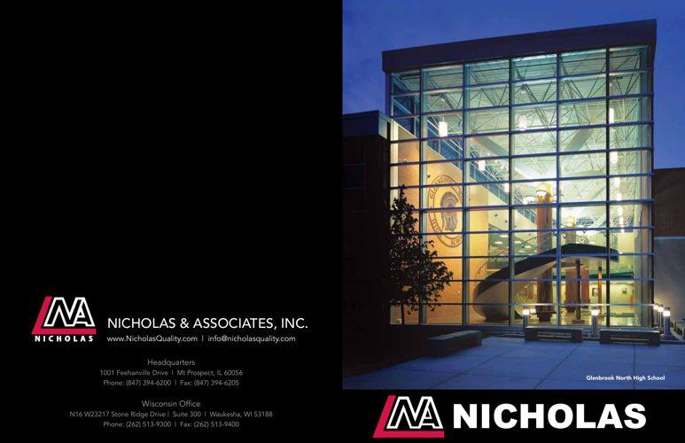 Nicholas & Associates, Inc. Brochure