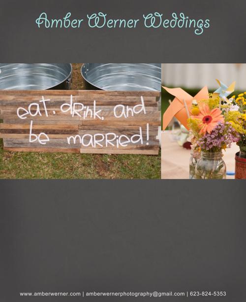 AMBER WERNER WEDDINGS