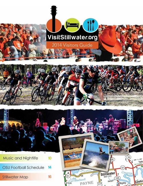 2014 Visitors Guide
