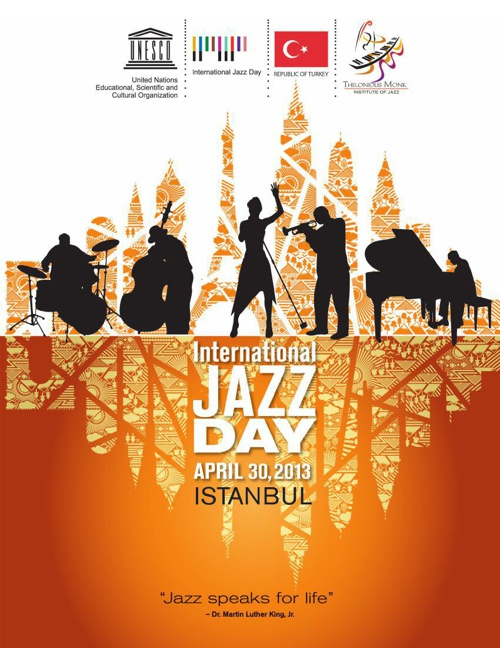 2013 International Jazz Day All-Star Global Concert Program