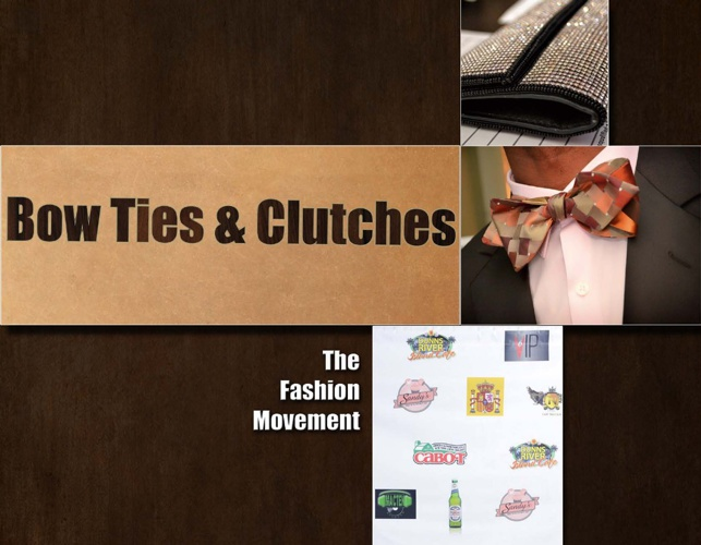"""BOWTIES & CLUTCHES """"THE EVENT"""""""