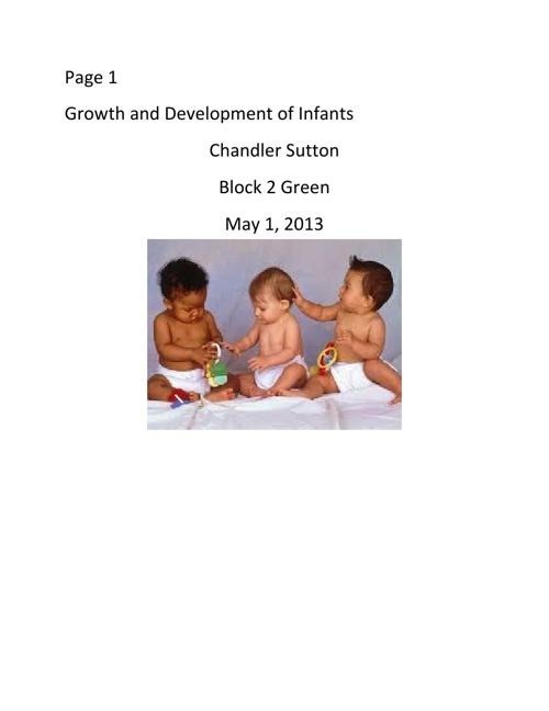 child developmnet test