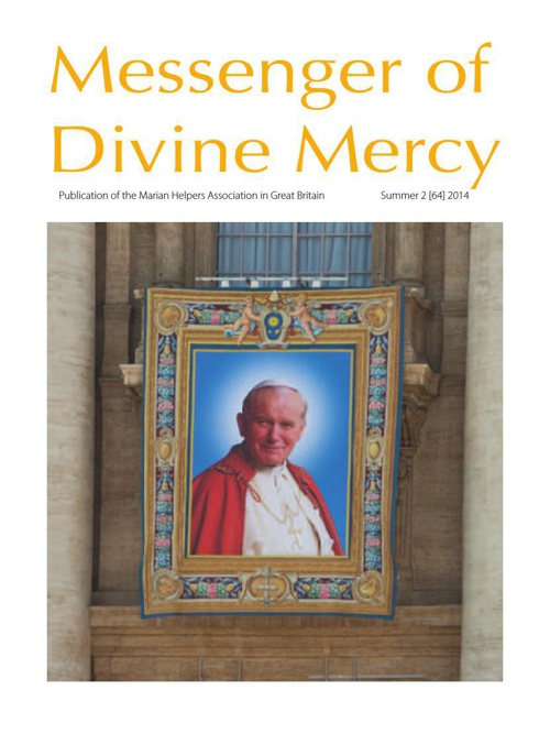 Messenger of Divine Mercy Summer 2 [64] 2014