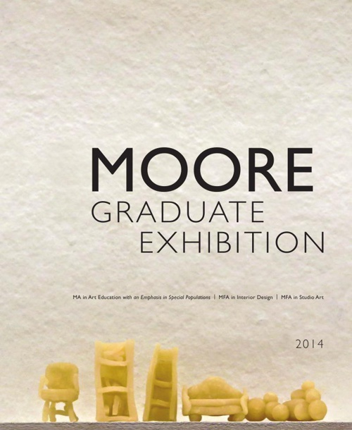 Copy of Graduate Exhibition Catalog 2014