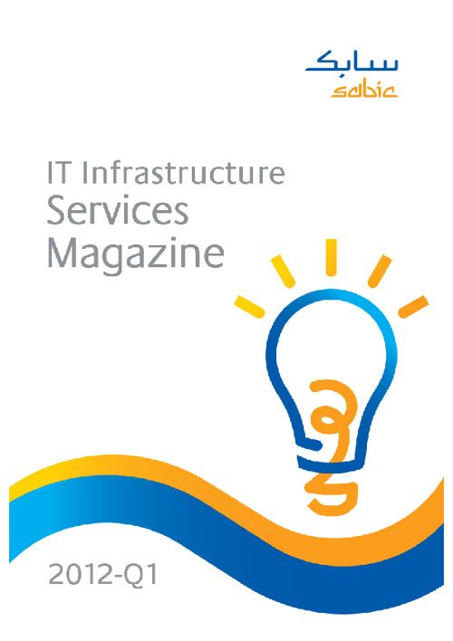 IT Infrastructure Services Magazine 2012 Q1