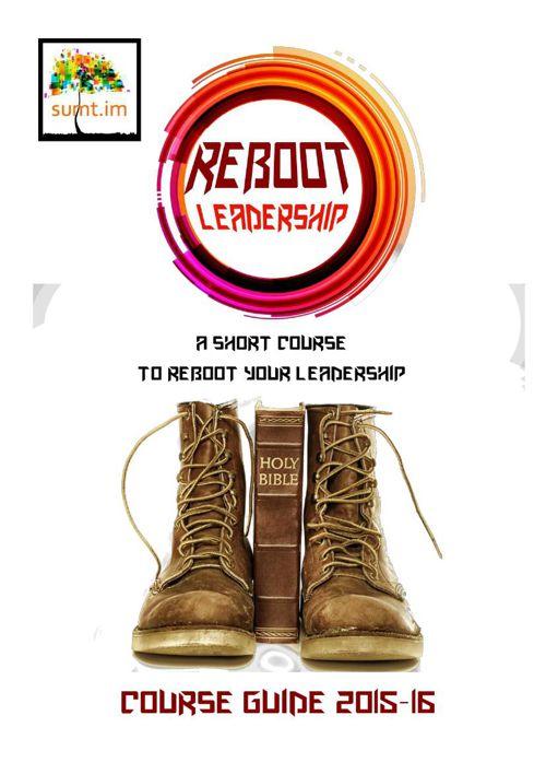 REBOOT overview leaflet 2015-16