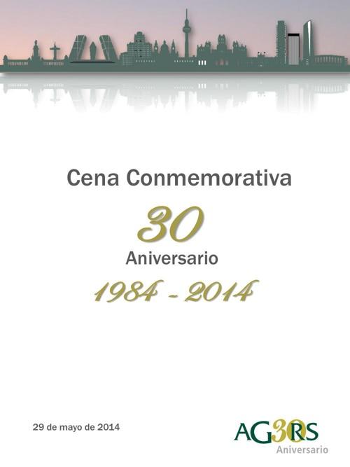 Álbum 30 aniversario