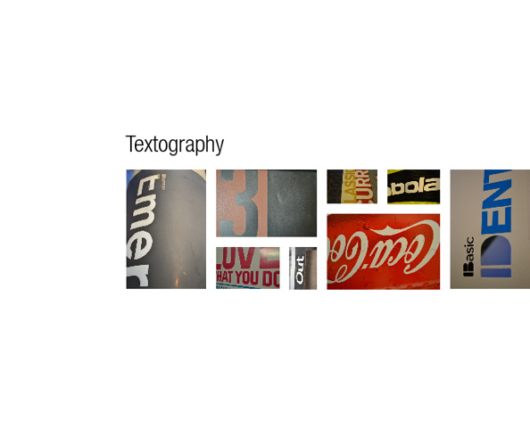 Textography
