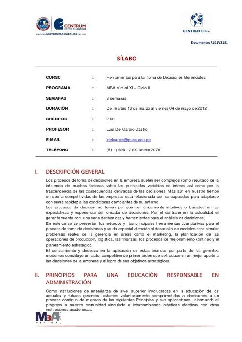 Silabo HTDG
