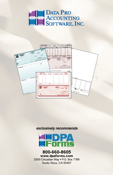 DPAForms Brochure