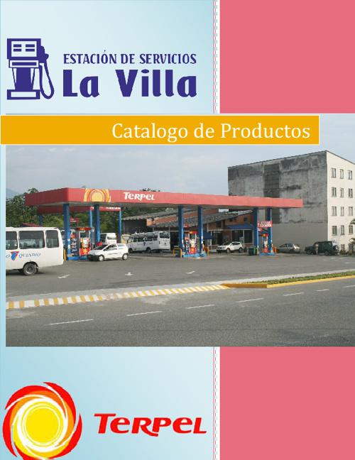 Estacion de Servicio La Villa