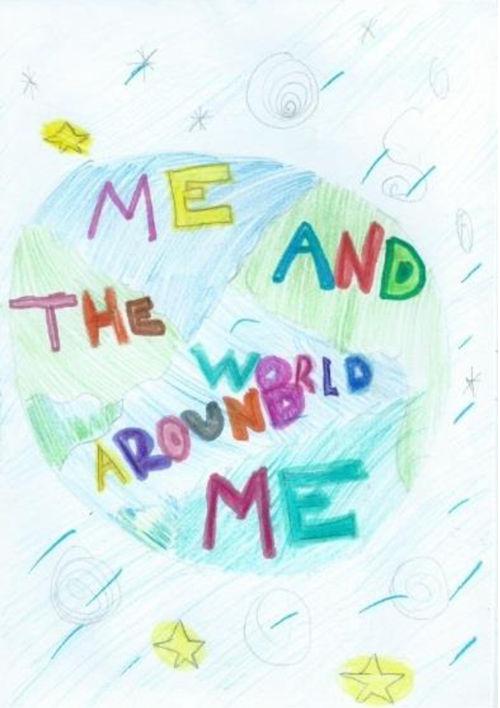 Me and the World Around Me - Beatriz Medeiros