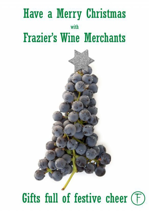 Christmas Wine Selections 2014 Frazier's Wine Merchants