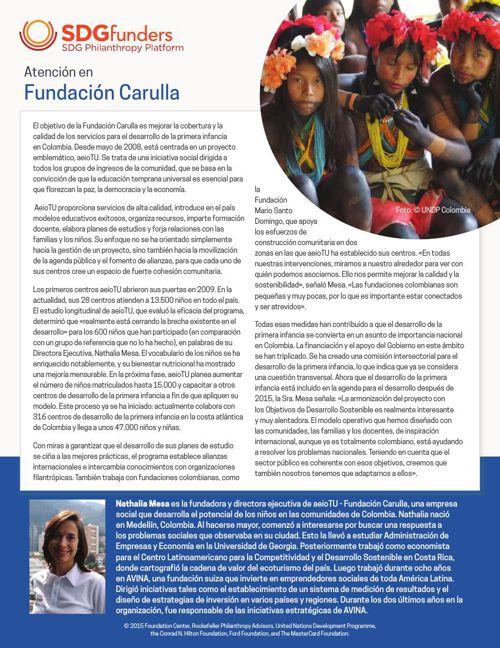 Estudio de caso aeioTU Fundación Carulla