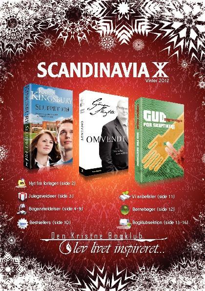 Den Kristne Bogklub - katalog vinter 2012