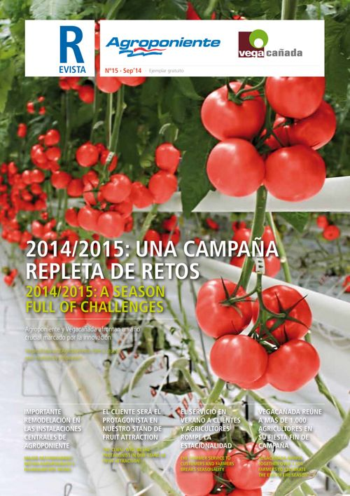Revista Agroponiente 15