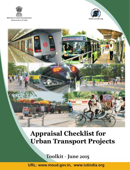 Appraisal Checklist for Urban Transport Projects