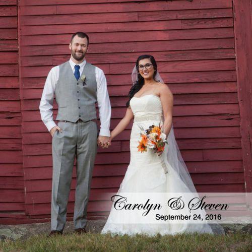 Carolyn and Steven's Album