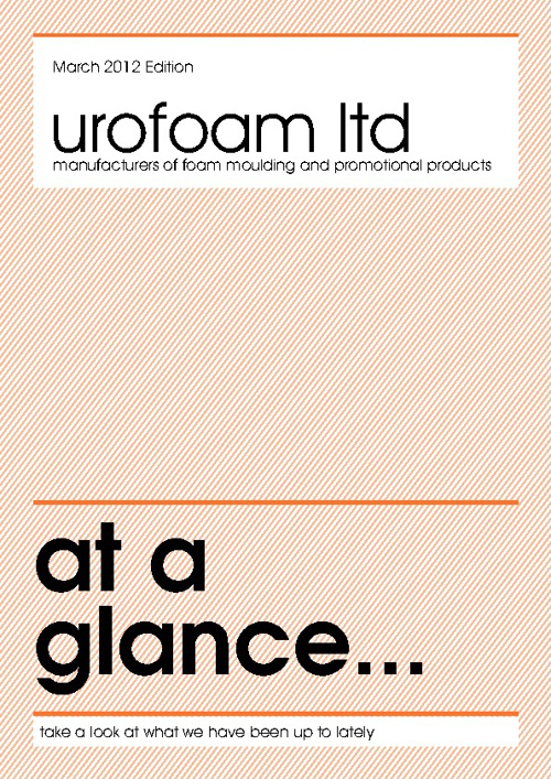Urofoam :: At a Glance