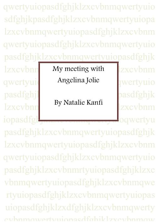 Meeting Angelina Jolie