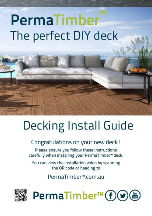 PermaTimber Deck Install Guide