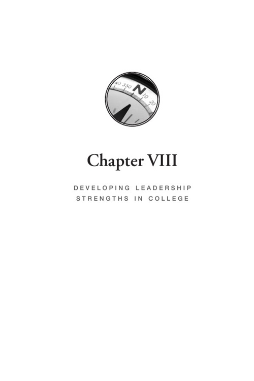 Strengthsquest Chapter 8