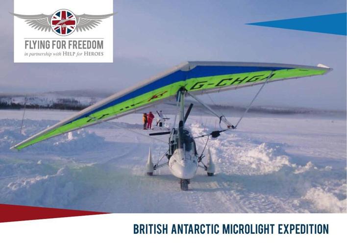Flying for Freedom Sponsorship Overview