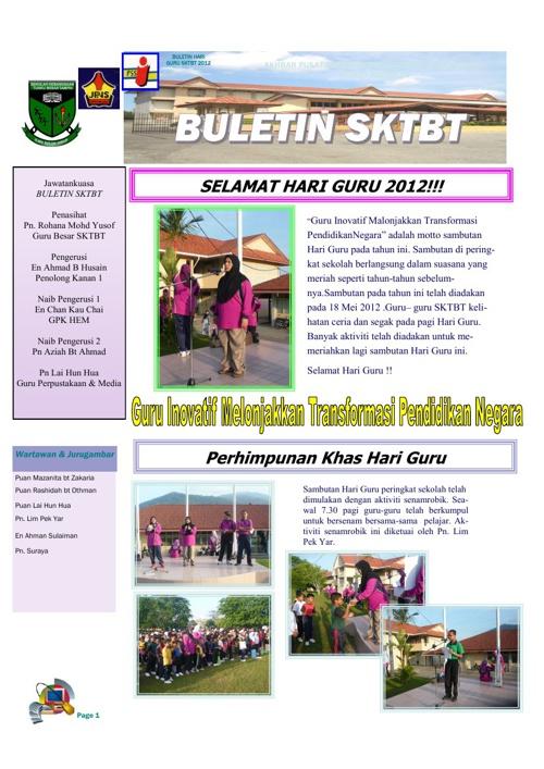 buletin 2012