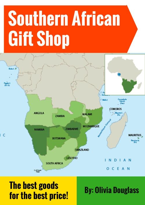 Southern African Gift Shop
