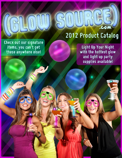 Glowsource.com 2012 Product Catalog
