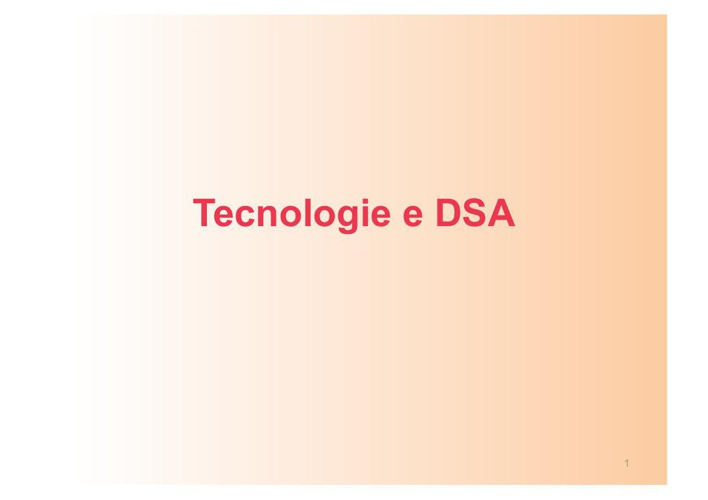 Tecnologie e DSA