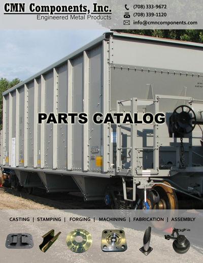 CMN COMPONENTS, INC - COMPANY PARTS CATALOG