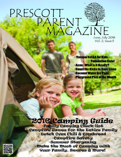 Prescott Parent Magazine  June/July 2016