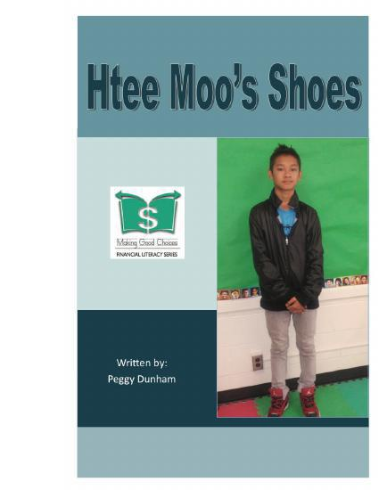 Htee Moo's Shoes