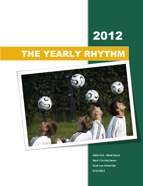 The Yearly Rhythm 2012