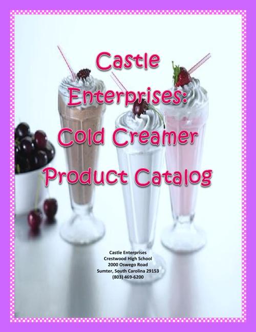 Castle Enterprise Cold Creamer