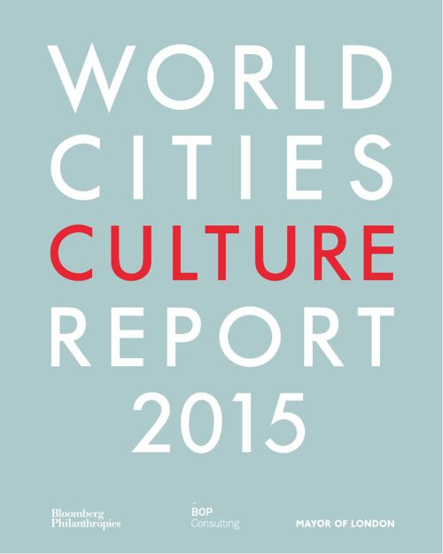 World Cities Culture Report