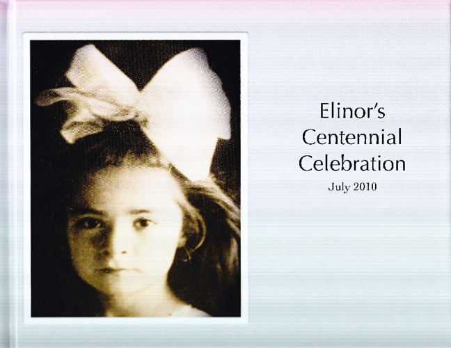 Elinor Shank's Centennial Celebration, by Patricia Pairman