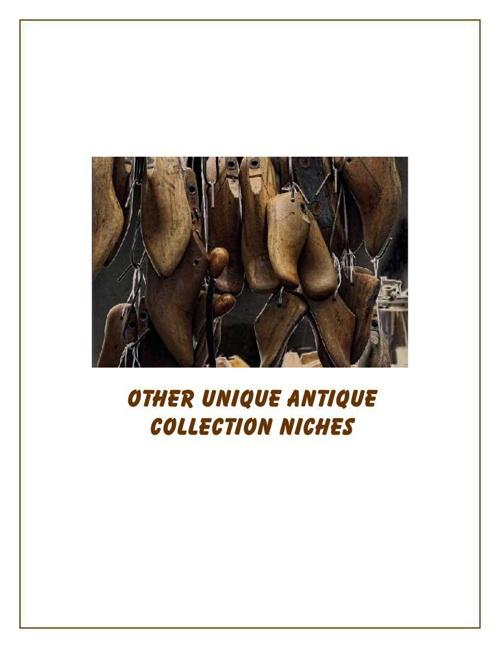 Unique Antique Niche Collections