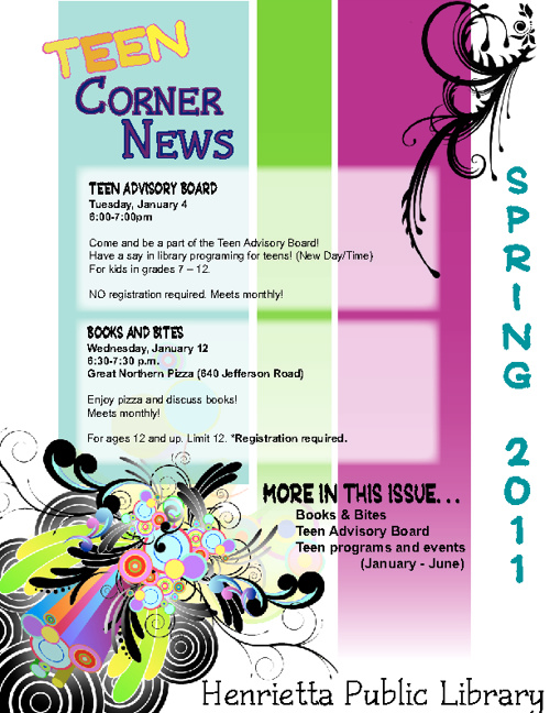 Teen Corner News