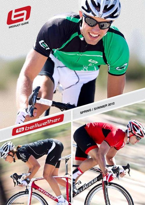 Bellwether Spring/Summer 2012 Catalog