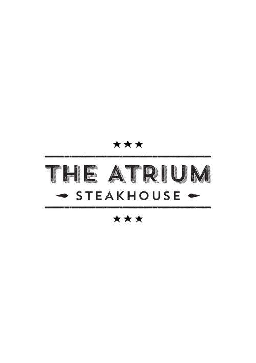 Atrium Steakhouse Menu Nov 2017